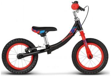 KROSS biegówka Kid Mini czarny/czerwony