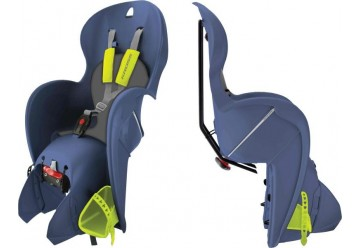 KROSS fotelik rowerowy WALAROO niebieski
