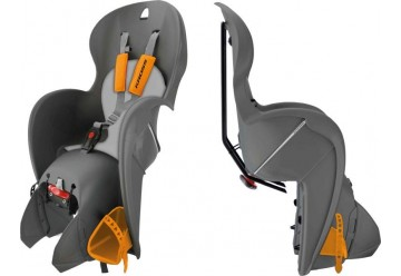 KROSS fotelik rowerowy WALAROO szary